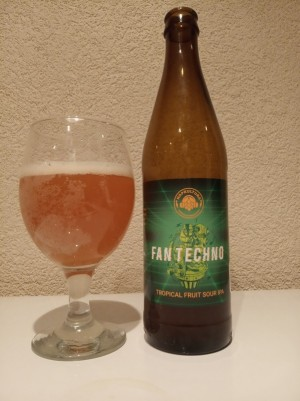 Hopkultura: Fan techno, Tropical fruit sour IPA